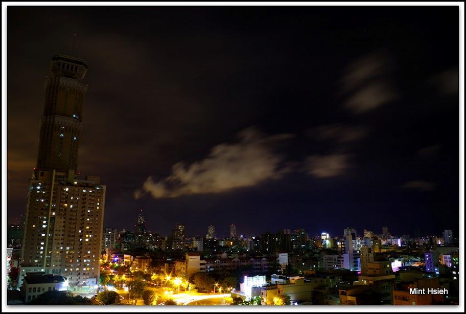 回頭玩變焦鏡頭的夜晚 (圖5枚)