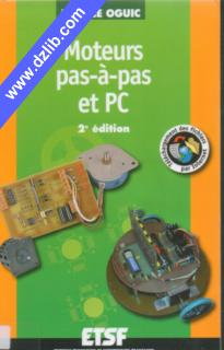 Moteurs pas-à-pas et PC  Dzlibcover164