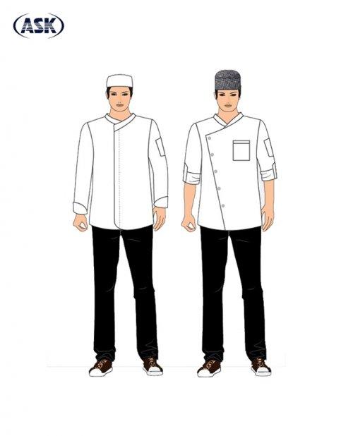Trang phục Bếp #8