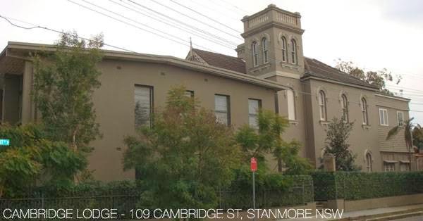 Cambridge Lodge, 109 Cambridge Street, Stanmore NSW 2048, Australia