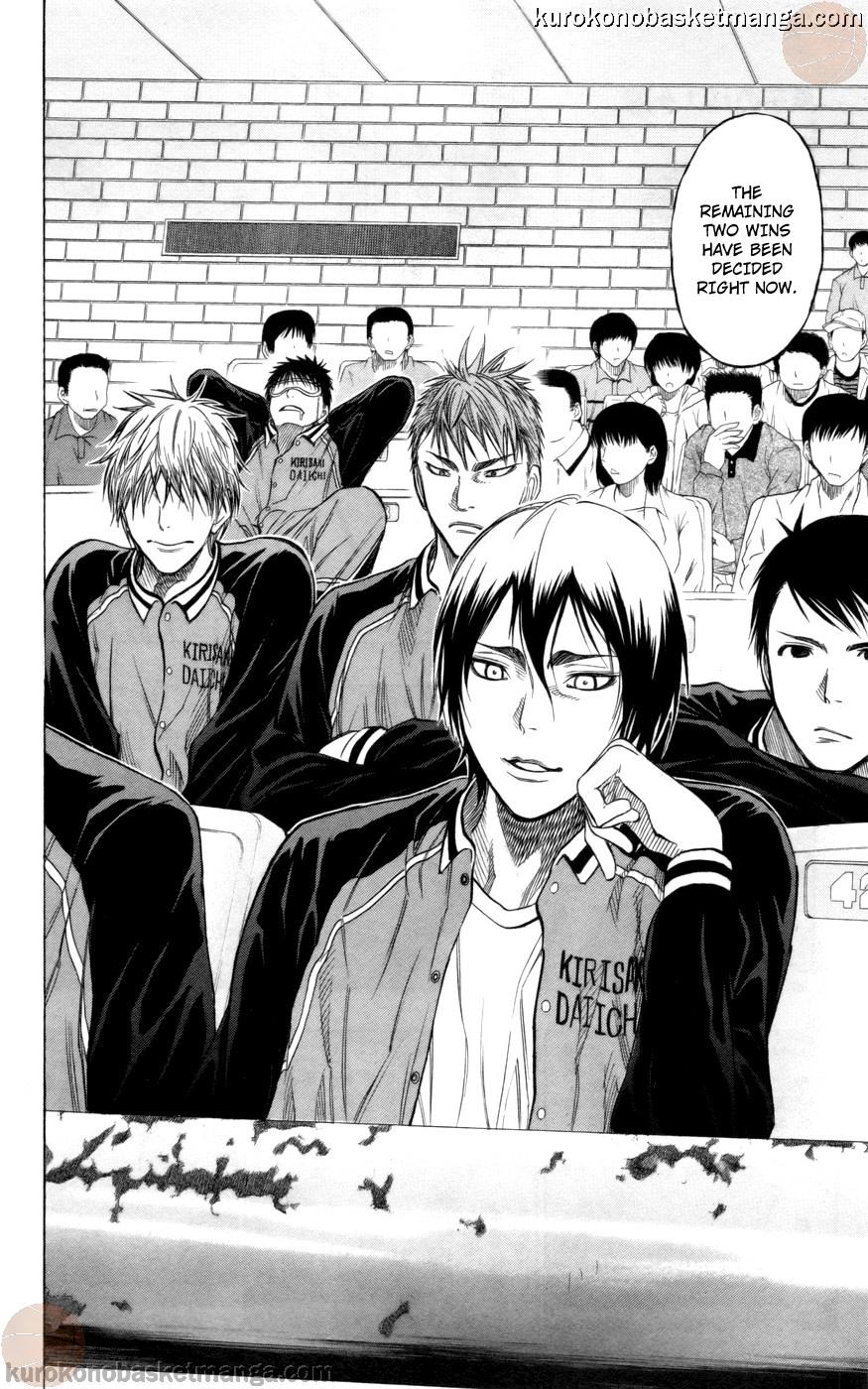 Kuroko no Basket Manga Chapter 84 - Image 18