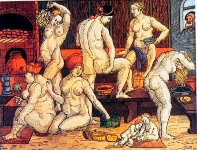 """Baños Antiguos Grecia:La higiene y la perfumería en la historia"""", Por: Carlos Fisas"""