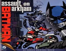 فيلم Batman: Assault on Arkham