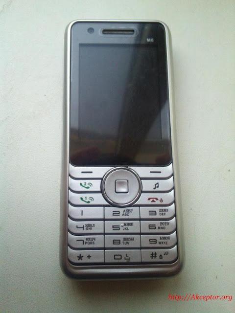 Відгуки про китайський Nokia M6