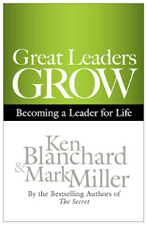 Great Leaders Grow Image