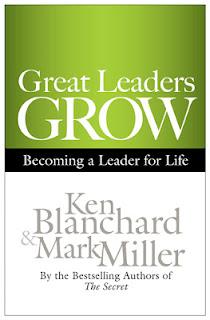 Great Leaders Grow Image