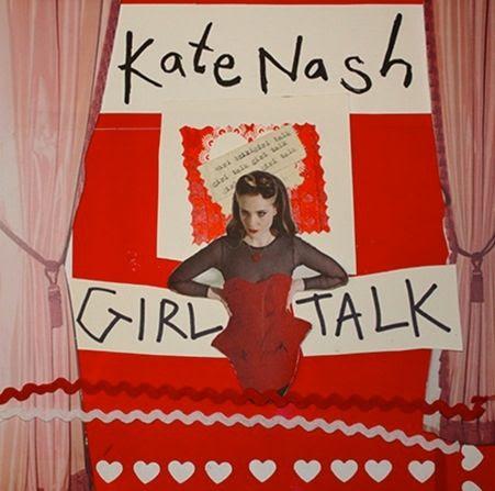 Download - CD Kate Nash – Girl Talk (2013)