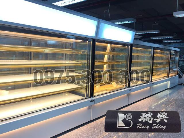 Tủ trưng bày bánh kem sinh nhật Ruey Shing