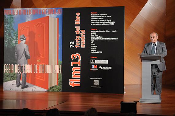 Presentada la 72 edición de la Feria del Libro de Madrid