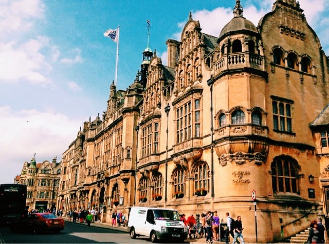 TRAVEL TIPS TO OXFORD OXFORDSHIRE