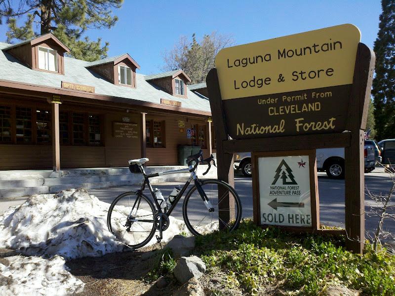 Mount Laguna Bicycle Classic • Mount Laguna