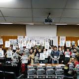 Presentación de la campaña Llibertá pa los 5 de Zarréu