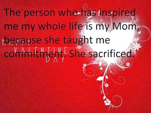 Meaning Valentines Day 2014 Quotes For Mom And Dad Free Quotes