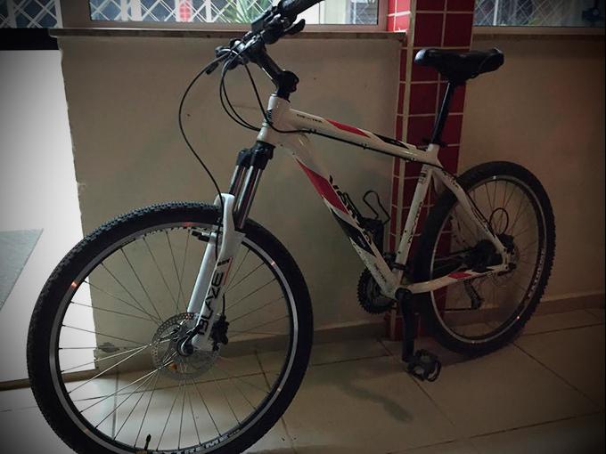 7a0332e55 Jovem é preso em flagrante após furtar bicicleta - Vipsocial | Rádio ...