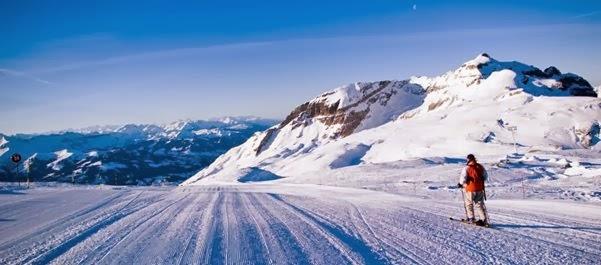 Férias na Neve em Flaine