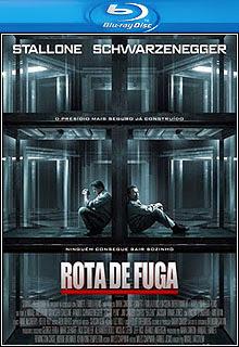 Rota de Fuga BluRay 720p e 1080p Dual Áudio Capa