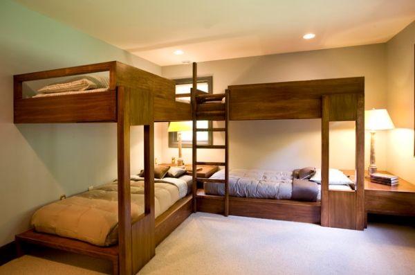 Những mẫu giường hoàn hảo cho phòng ngủ nhỏ