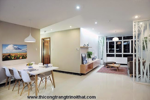 Hoàn thiện nội thất căn hộ 100m2 với 200 triệu đồng-6