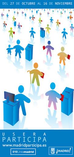 Consulta ciudadana 'Usera Participa' hasta el 16 de noviembre