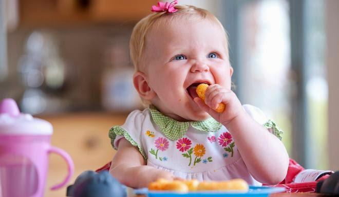 {focus_keyword} Tips Makan Luar Dengan Baby, Tanpa Dijeling Tuan Kedai finger foods 1