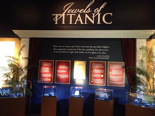 Photo Gallery: Jewels of Titanic