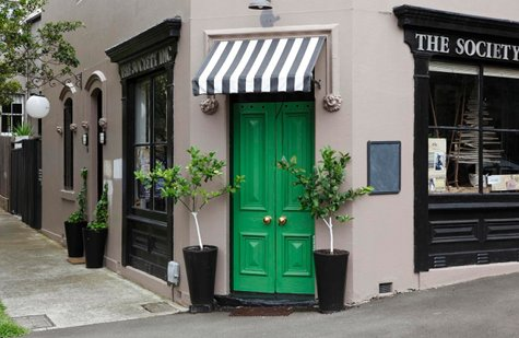 Green doors & 4 the love of wood: ST. PATTIES DAY - green inspiration pictorial
