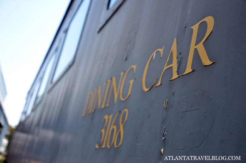 Железнодорожный музей в Атланте