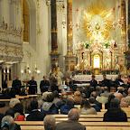 Ensemble und Orgel - Capella Wilthinensis und Michael Schöch - Geistliche Abendmusik in der Basilika Wilten - 25.08.2014