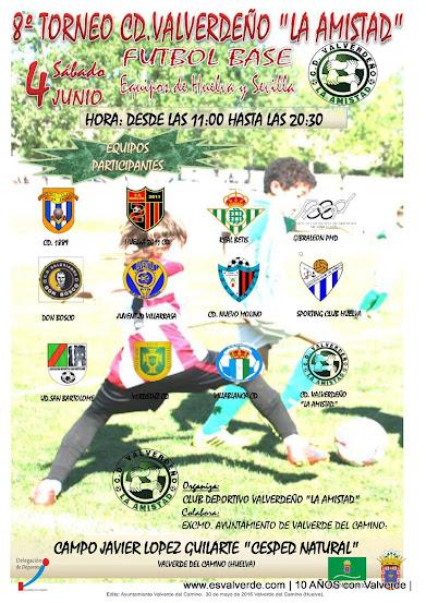 8 Torneo La Amistad