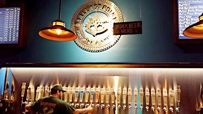 Ballast Point Brewing, Little Italy Location