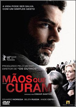 Download - Mãos Que Curam - DVDRip AVI Dual Áudio