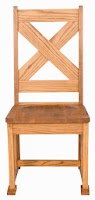 Santego Dining Chair in Seely Oak