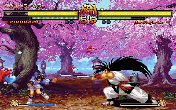 Samurai Shodown Anthology PSP