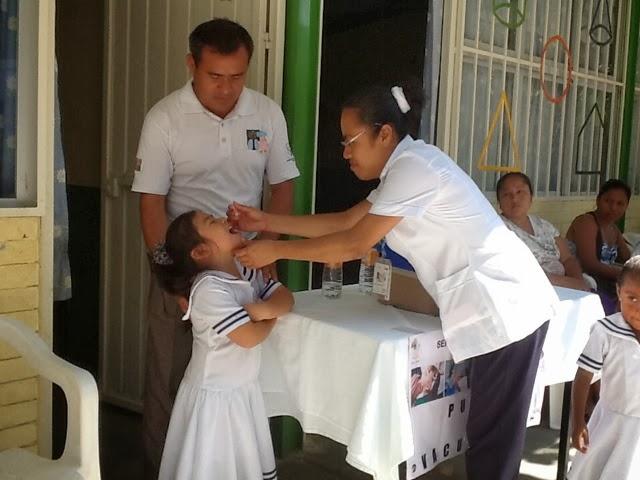 Mario m ndez inici la semana de salud en pinotepa for Centro de salud ciudad jardin