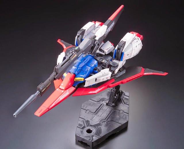 Zeta Gundam RG 1/144 với thiết kế đặc biệt