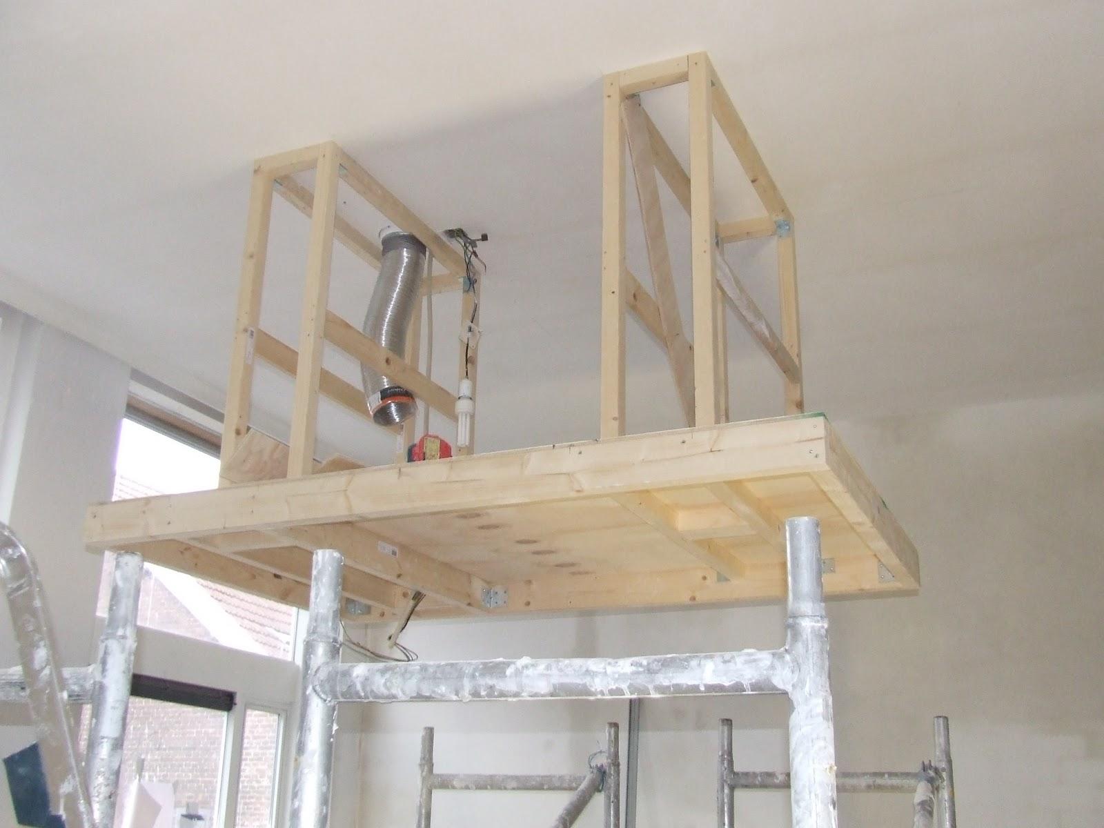 Verlaagd Plafond In De Keuken : Verlaagd Plafond Keuken : Verlaagd plafond boven keukeneiland Keukens