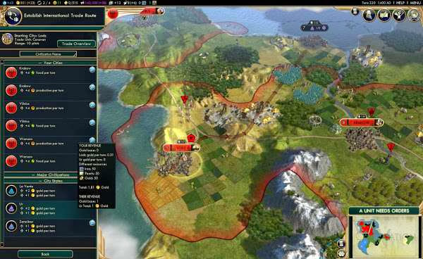 Screen Shot Of Civilization V: Brave New World (2013) Full PC Game Free Download at Alldownloads4u.Com