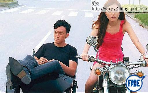 JM票房仆直 <br><br>JM喺《熱愛島》同張震做情侶,但套戲由上映到落畫都冇乜人知。