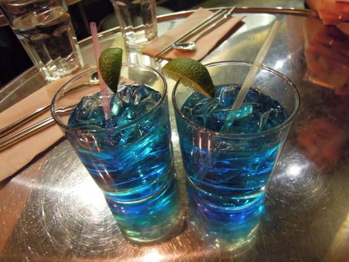Miss Korea cocktails!