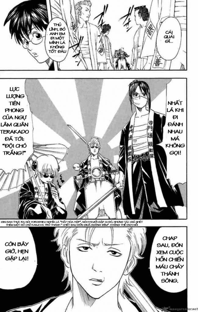 Gintama Chap 36 page 19 - Truyentranhaz.net