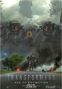 Đại Chiến Robot 5 - Transformers 5 poster