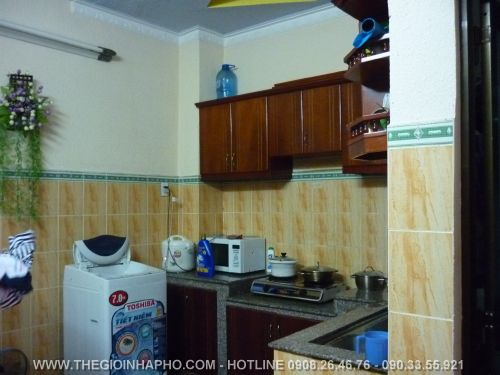 Bán nhà Phan Đăng Lưu , Quận Phú Nhuận giá 2, 5 tỷ - NT46