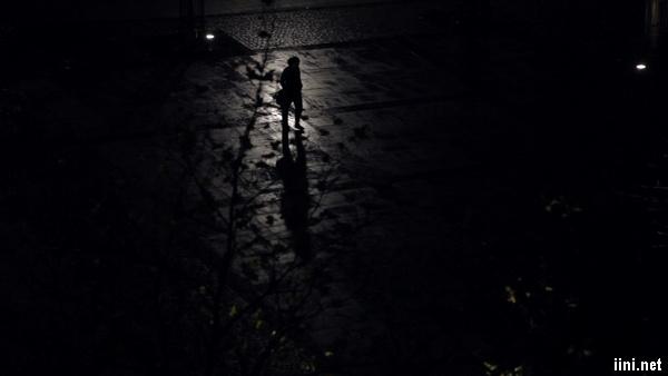 ảnh lang thang trong đêm