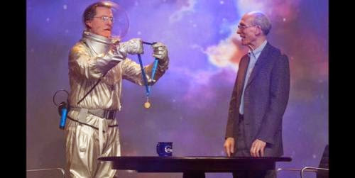 Voyager Project Scientist Honored By Nasa