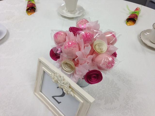 Cake Pop Bouquet | sassy. happy.