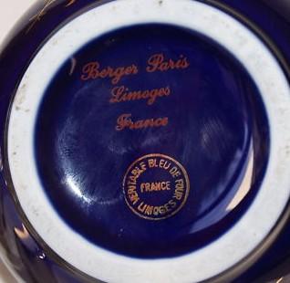Lampe Berger Porcelaine De Limoges 3015 Ve Versailles
