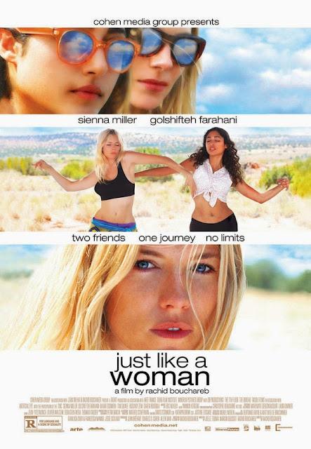 Μια Γυναίκα Μόνο Ξέρει Just Like A Woman Movie Poster