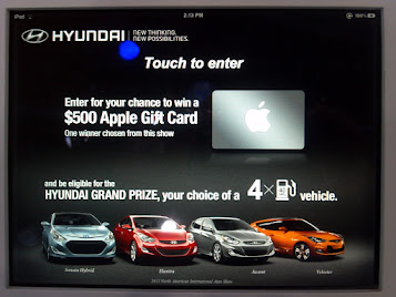 Hyundai Apple Gift Card Promotion