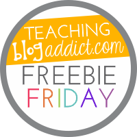 http://www.teachingblogaddict.com/2015/08/freebie-friday-august-14th.html