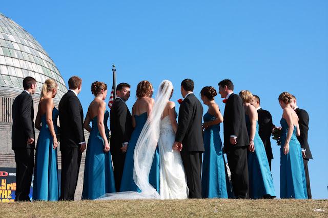 Весілля з іншого боку